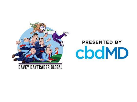 Davey Day Trader presented by cbdMD - August 31, 2020