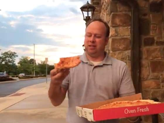 I Found The Guy Dave's Been Copying In His Pizza Reviews