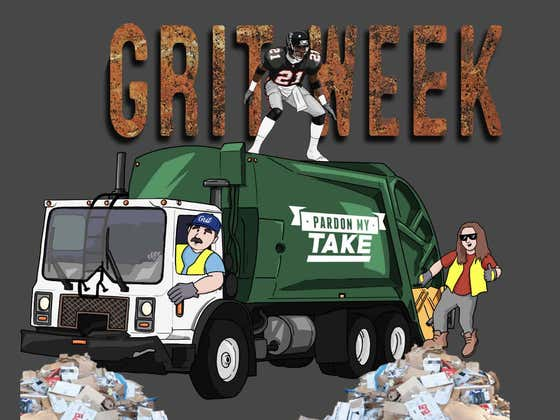 PMT: Grit Week - Deion Sanders, An NYC Garbage Man, + Monday Reading Sequel Waffle House Fight Guy