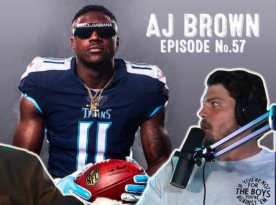 FULL VIDEO: Bussin' With The Boys - AJ Brown
