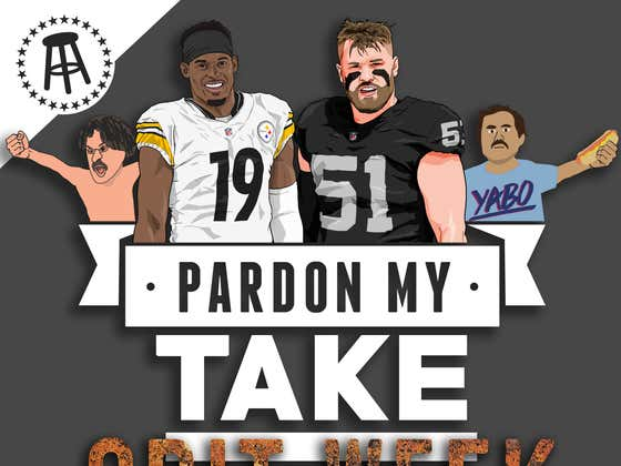 PMT: JuJu Smith Schuster, Will Compton, Grit Week Stream Prep And More