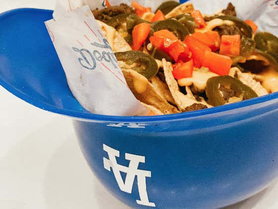 Dodgers Fans Can Get Stadium Food Delivered To Their Homes Now