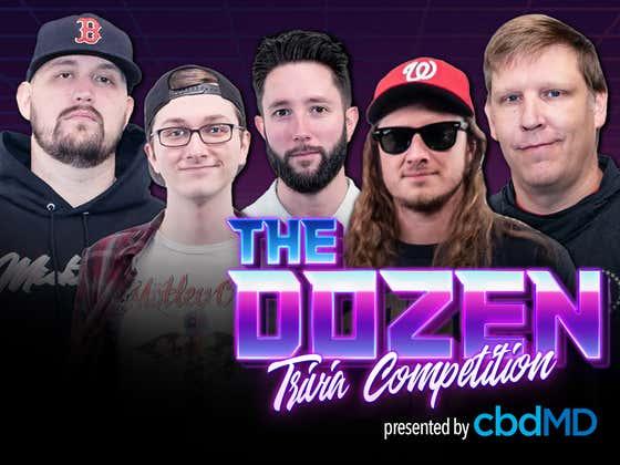 The Rocket Makes Trivia Debut As The Wrestling Fans Square Off (The Dozen: Episode 029)