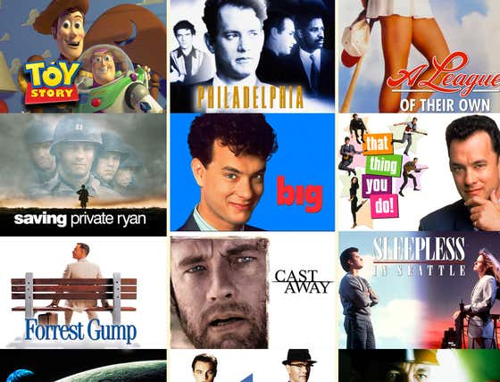 Which 3 Tom Hanks Movies Would You Delete FOREVER?