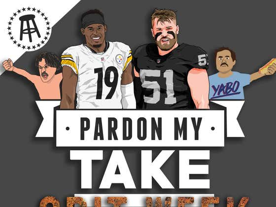 PMT: JuJu Smith Schuster, Will Compton, Grit Week Stream Prep + More