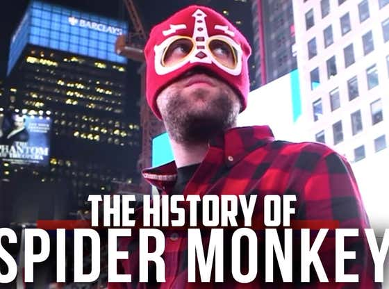 Stool Slang: The History of Spider Monkey