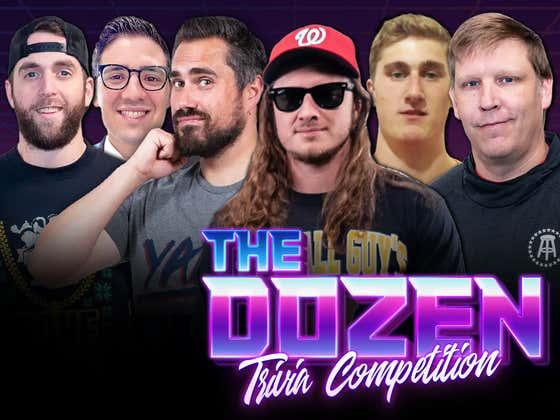 Dynamite Trivia Battle As Big Cat, PFT & PMT Take On Brandon (The Dozen: Episode 030)