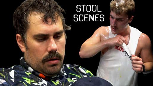 Stool Scenes 269 - 24 Hours Of Absolute Fucking Grit