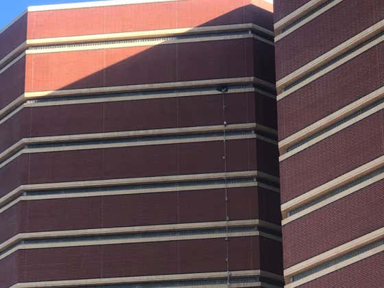 Pair Of Inmates Escape From 12th Floor Of Prison Using Bedsheets
