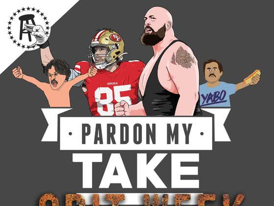 PMT: George Kittle, The Big Show, Grit Week 2020 Livestream & Spongebob Table Read