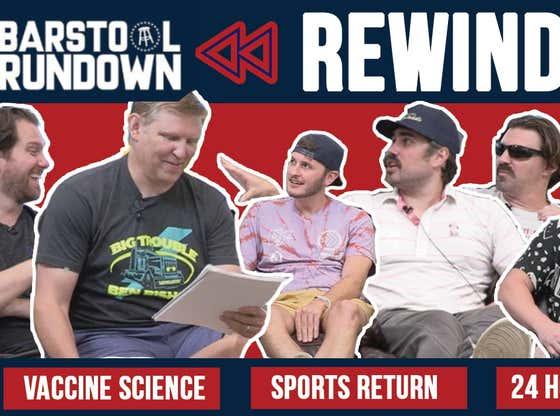 Rundown Rewind: July 27-30