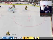 We Are Playing NHL20 Right Now On The Spittin' Chiclets Twitch Channel Taking You Into The NHL's Return Today