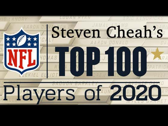 Steven Cheah's NFL Top 100 Players in 2020: #1 - #10