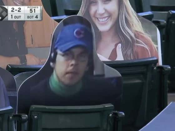 The Mariners Can Fuck Off For Making Fun Of Steve Bartman