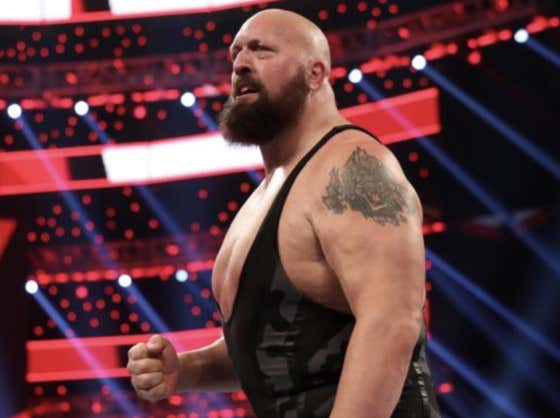 The Legendary Big Show Joins Us In My Mom's Basement Today