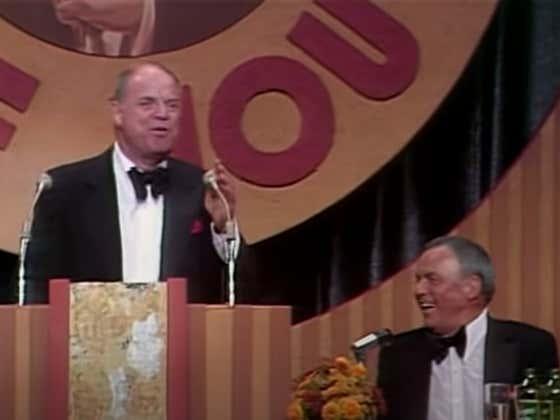 Wake Up With Don Rickles Roasting Frank Sinatra
