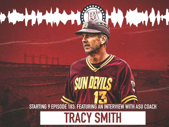 Starting 9 Podcast Ep. 183: Tracy Smith