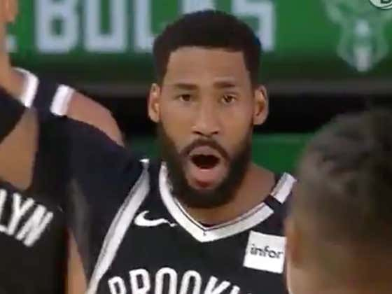 Nets (+1650) lead the Bucks 73-65 at the end of the 1st half   The Nets made 13 three pointers to hit 1H ML (+750)