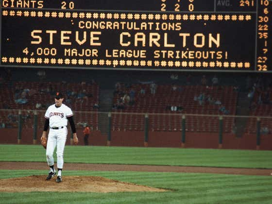 On This Date in Sports August 5, 1986: Steve Carlton 4K