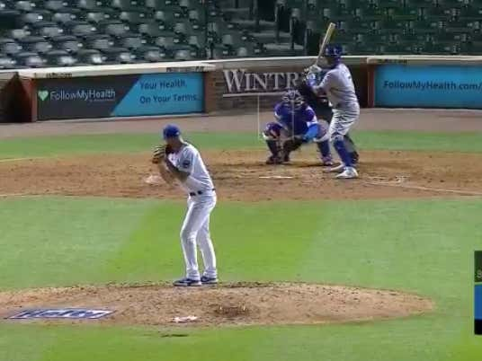 Kimbrel gives up two runs in the 9th inning to hit the over (7.5) and bust Cubs RL (+100)   Cubs (-200) beat the Royals 5-4