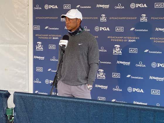 Takeaways From Tiger Woods' PGA Championship Presser