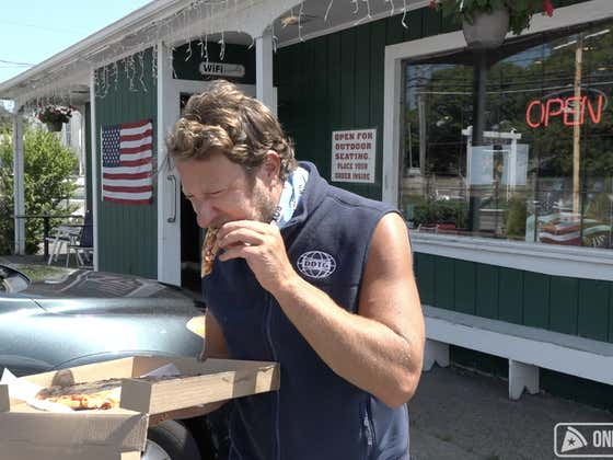 Barstool Pizza Review - Jack's Pizza (Hyannis, MA) presented by TradeZero