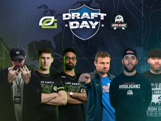 Barstool HooliganZ + OpTic Gaming #DraftDay - 2nd Tournament LIVE NOW