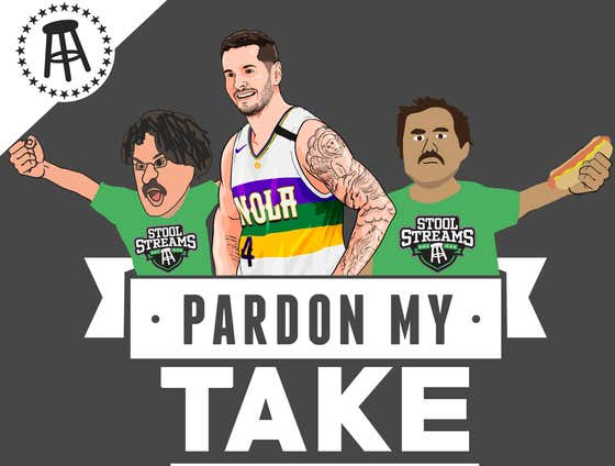 PMT: JJ Redick, Big Ben Is A Warrior + Guys On Chicks
