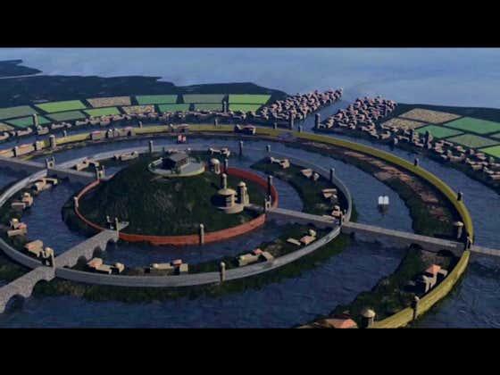 Watch This When You're High - The Lost Civilization of Atlantis