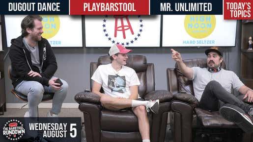 Barstool Rundown - August 5, 2020