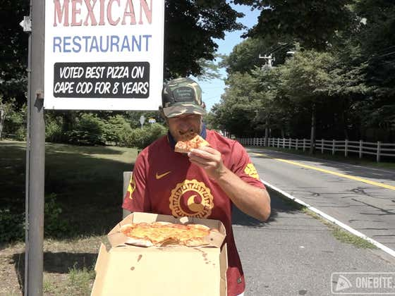 Barstool Pizza Review - Craigville Pizza And Mexican Restaurant (Centerville, MA)