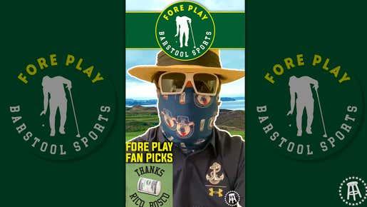 Fore Play Fan Picks: Rico Bosco's Picks For The PGA Championship