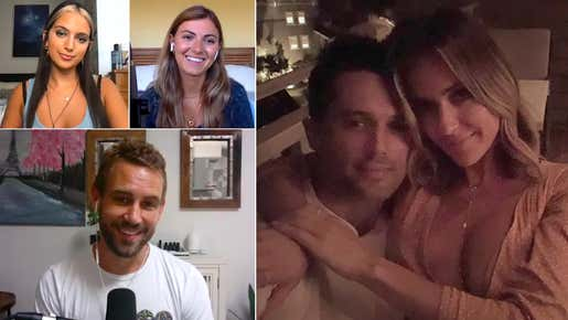 Bachelorette News w/ Nick Viall, Kristin Cav & Stephen Colletti + Khloe & Tristan Back Together