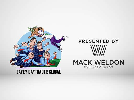 Davey Day Trader presented by Mack Weldon - August 12, 2020