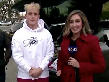 UPDATE: Jake Paul's House Was Raided In Connection To A Looting Spree In Arizona