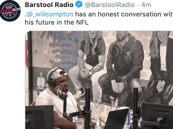 Breakfast Recap: Willie Shits On Jeff D.'s Dog, Male Grooming, Murderers, And Will Compton On His Future In The NFL