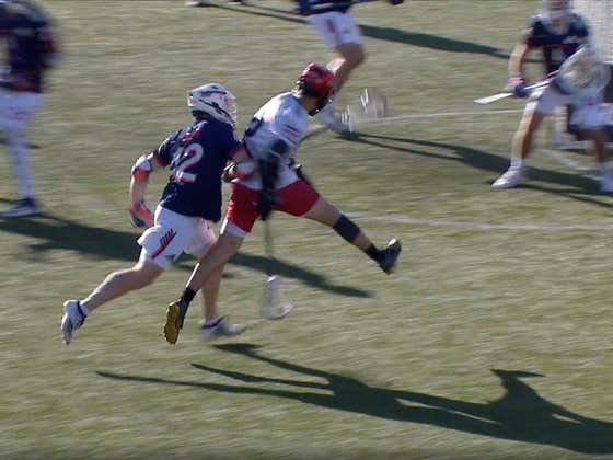 This Josh Byrne Goal In The PLL Semifinals Was Filthy, Grotesque, And Downright Disrespectful