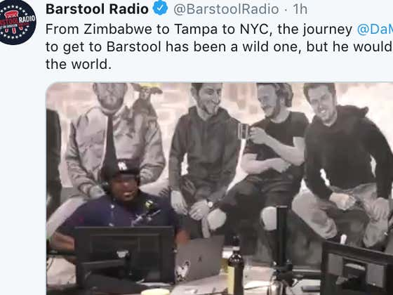 Breakfast Recap: Zah Reflects On His Journey At Barstool, Large On TikTokers, And The Best Damn Bread You've Ever Had