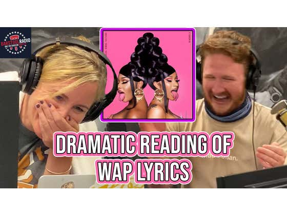 A Dramatic Reading of WAP