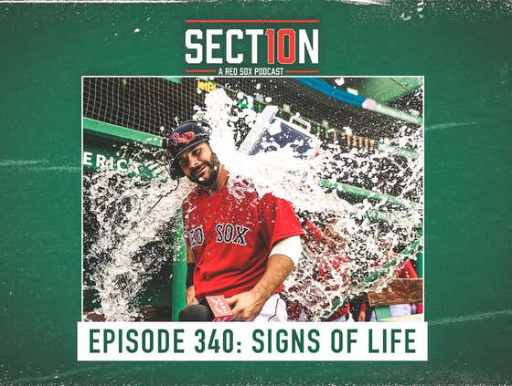 Section 10 Podcast Ep. 340: Signs Of Life