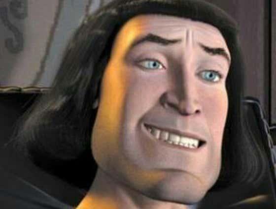 Wake Up With Lord Farquaad