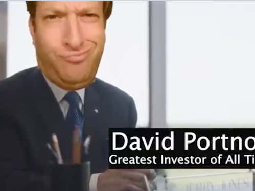Wake Up With Dave Portnoy: The Greatest Investor Of All Time