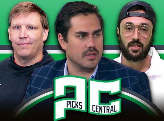 The Boys Make Their Picks for the National Championship on Today's Picks Central