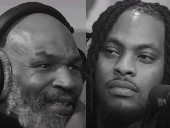 """""""I've Got $100 Million And I'm 21 Years Old- What Am I Doing?"""" Mike Tyson Talks With Waka Flocka About Wealth, Happiness, And Drugs"""