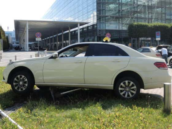 US Soldier Steals Taxi At Munich Airport But Is Thwarted By... German Engineering