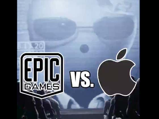 So...What's Exactly Happening In This War Of Apple Vs. Epic Games?