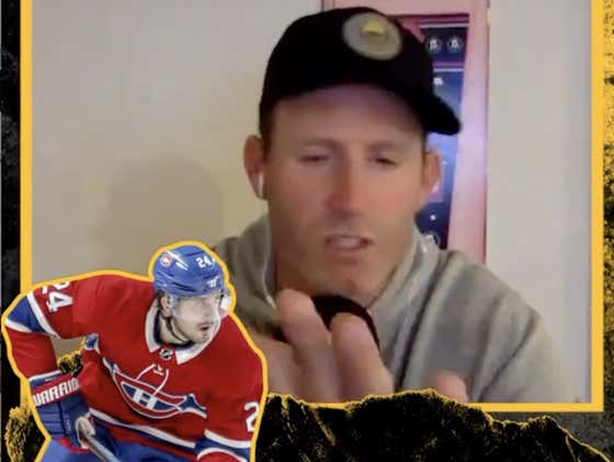 Ryan Whitney Talking About Phillip Danault On Chiclets Was NOT What I Needed To Hear Right Now
