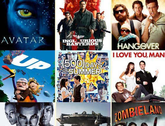 Which Three 2009 Movies Would You Delete FOREVER?