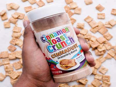 Cinnamon Toast Crunch Done Changed The Breakfast Game Yet Again By Selling Cinnadust In Stores