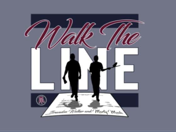 Walk The Line Brandon Walker Solo Show Today